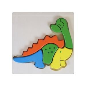 Fa puzzle - dínó