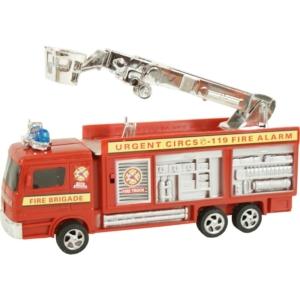Tűzoltó autó fénnyel