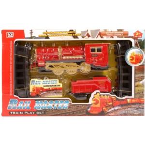 Rail Master gőzmozdony készlet -PY005-