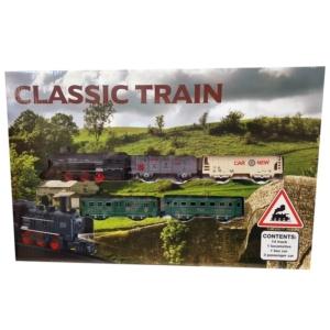 Klasszikus vonat 19 darabos készlet -26994-