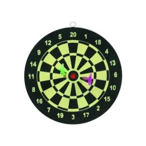 Darts tábla 2 darab dobónyíllal - 23 cm -DB-2031-