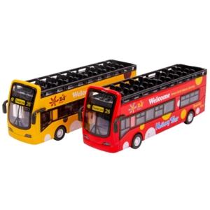 Emeletes busz - 1:32, többféle