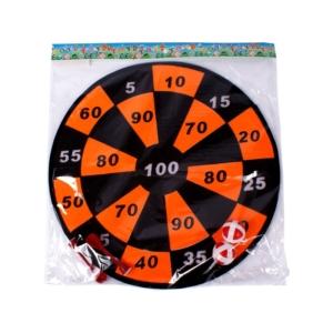 Tépőzáras darts tábla - 36 cm -361-A15-