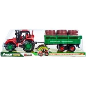 Lendkerekes traktor