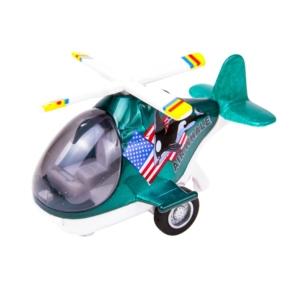Air whale-Légibálna kisrepülő 408