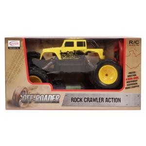 Távirányítós Rock Crawler Action - 1:18