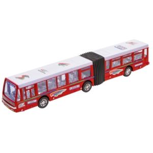 Lendkerekes csuklós busz - 40 cm, többféle -YW46113-