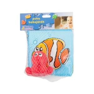Pancsolókönyv - tengeri állatok + fürdőjáték