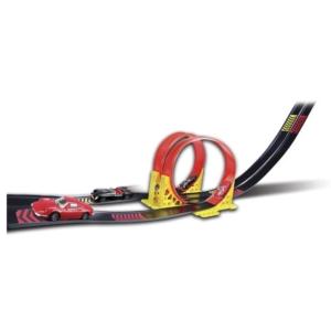 Bburago Ferrari Dual Loop autópálya + 2 autó