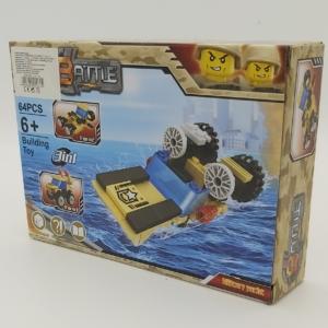 3in1 Építőjáték készlet - Yacht