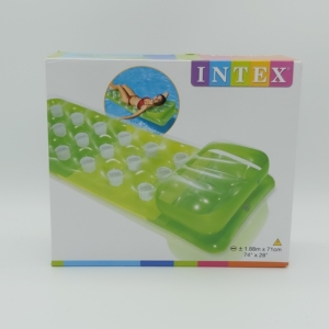 INTEX 58890 Poharas matrac - 188 x 71 cm, többféle