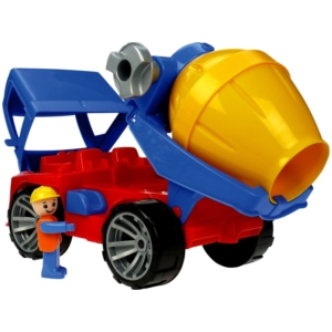 Truxx műanyag betonkeverő autó - 29 cm -04403-