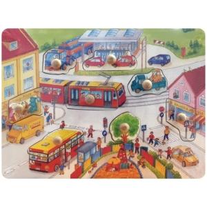 Fa puzzle 29,5x21,8x1,8 cm