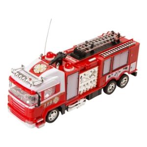 Távirányítós tűzoltóautó - 32 cm