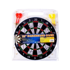 "Darts játék 43 cm -DF1521(17"")-"