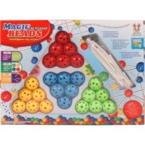 Magic Beads golyós építőjáték - 0902K018 -