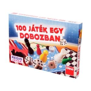 100 játék egy dobozban társasjáték gyűjtemény