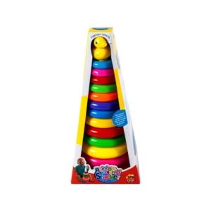 Kacsás Montessori toronyépítő - 43 cm - 730C -
