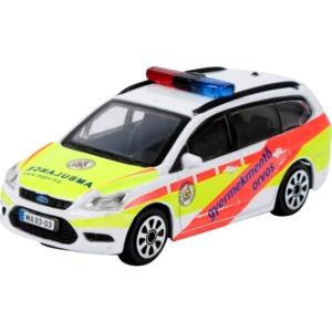 Bburago 1/43 Gyermek mentőorvosi autó -156-30279-