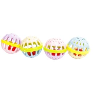 6 cm-es csörgő labda