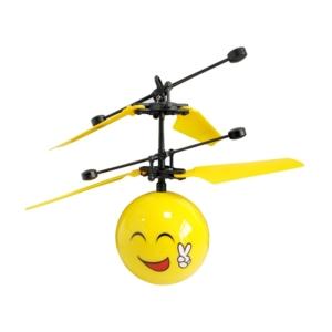 Smiley Heliball repülő helikopter labda