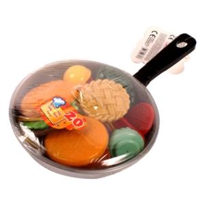 Élelmiszerek serpenyőben 20 db/csomag