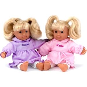 Katie fésülhető babzsákos baba - 20 cm, többféle