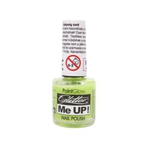 Acetonos körömlakk UV, csillogós, 10 ml, 6 szín