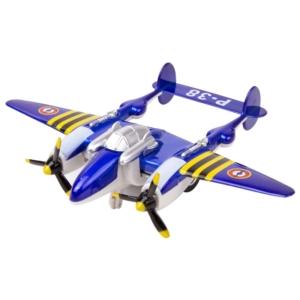 P-508 fém repülőgép - 12 cm, többféle