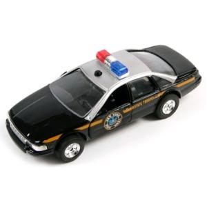 Rendőrautó,világító,szirénázó
