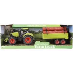 +Traktor utánfutóval, 3 féle 26943