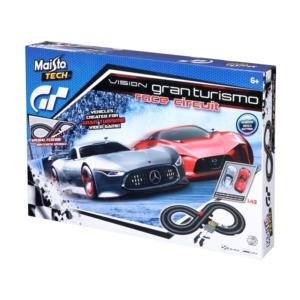 Maisto Tech 1/43 Vision GT verseny autópálya