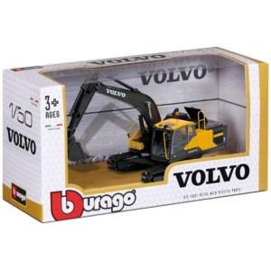 Bburago_RJ 1/50 munkagép - Volvo EC220E markoló
