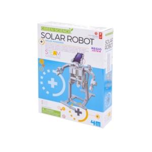 Zöld tudomány - Napelemes robot készlet