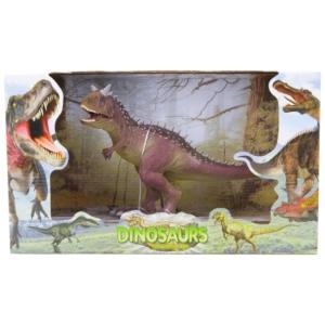 DINOszaurusz játékkészlet figurával - 20 cm