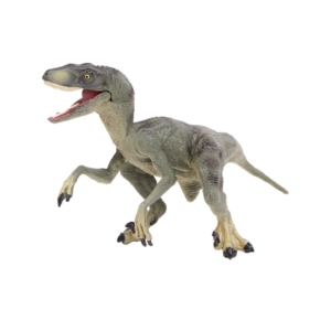 Velociraptor DINOszaurusz figura - 16 cm
