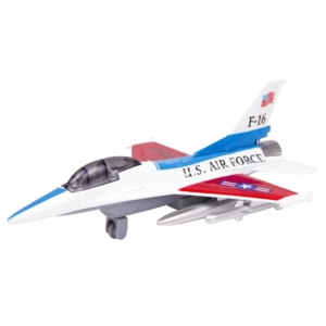 Fly Tiger harci repülő - 19 cm, többféle