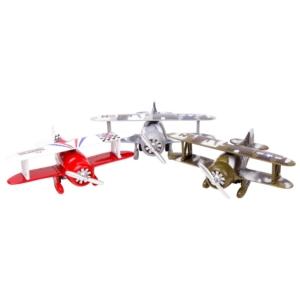 Classic Wing fém repülőgép 11 cm -998-