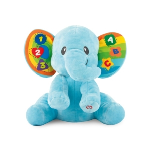 Tanulj velem elefánt