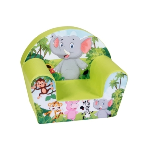 Fotel gyerekeknek - elefánt