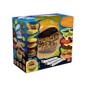 Burger Party társasjáték