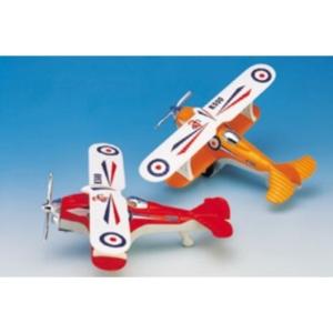 Show Flight fém repülőgép - 13 cm, többféle