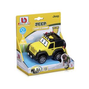 Bburago Jr. - Jeep