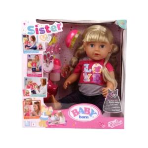 BABY born® - 820704 - tesó játékbaba - 43 cm