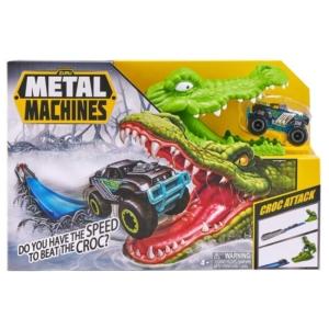 Metal Machines krokodil autópálya készlet
