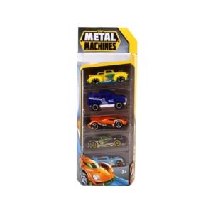 Metal Machines - Autók 5db-os