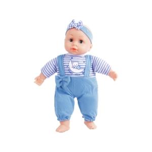 Síró nevető baba 30cm