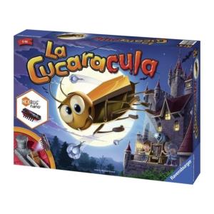 Társasjáték - La Cucarlacula