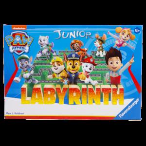 Mancs Őrjárat Labirintus -társasjáték