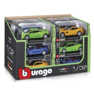 Bburago 1/43 - Street Tuners kollekció - 18-42201 -